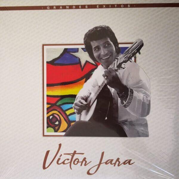 Víctor Jara - Grandes Exitos LP