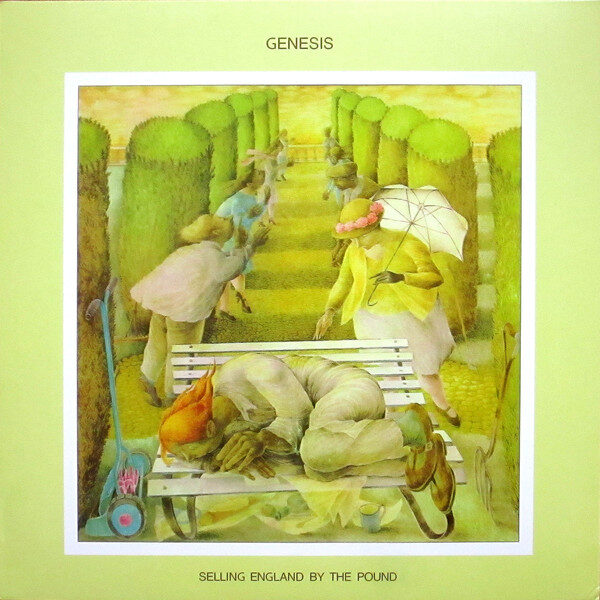 Genesis - Selling England By The Pound LP