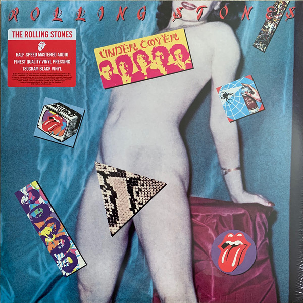 Rolling Stones - Undercover LP