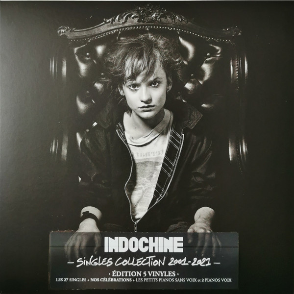 Indochine - Singles Collection 2001 - 2021 5LPs