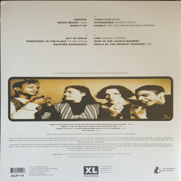 The Prodigy - Experience 2LPs