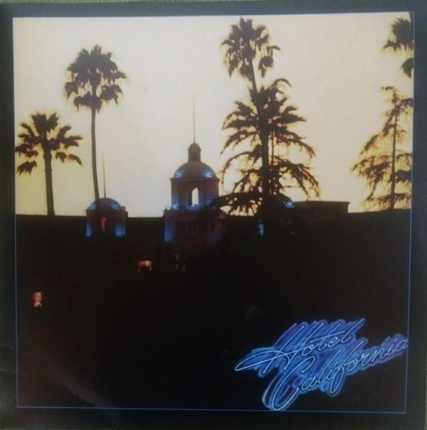 Eagles - Hotel California LP+Libro
