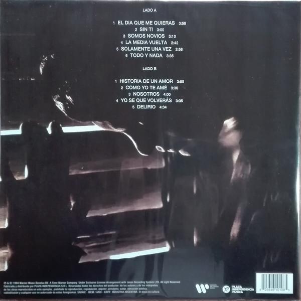 Luis Miguel - Segundo Romance LP+Libro