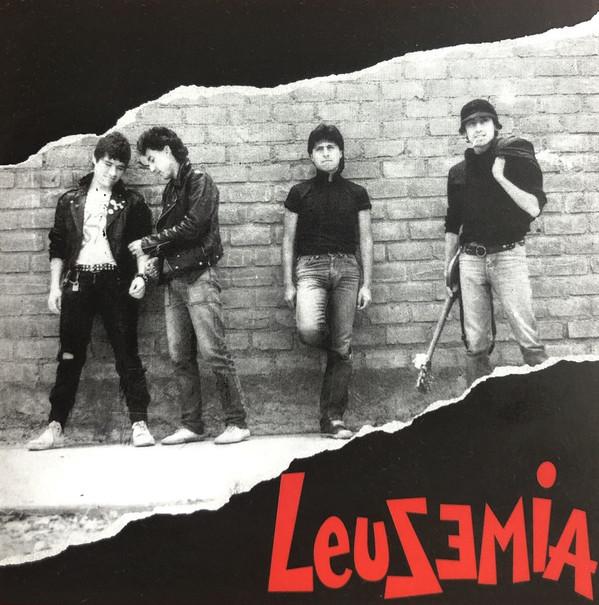 Leusemia - Leusemia LP