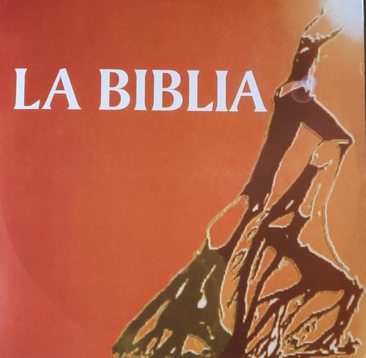 Vox Dei - La Biblia 2LPs+Libro