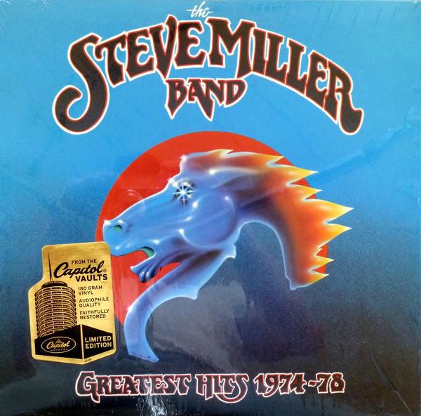 The Steve Miller Band - Greatest Hits 1974-78 LP