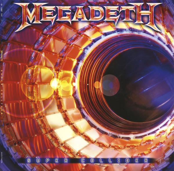 Megadeth - Super Collider LP