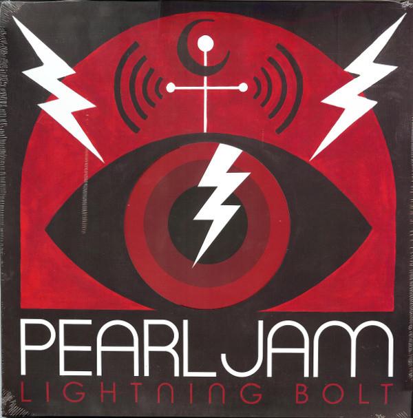 Pearl Jam - Lightning Bolt LP