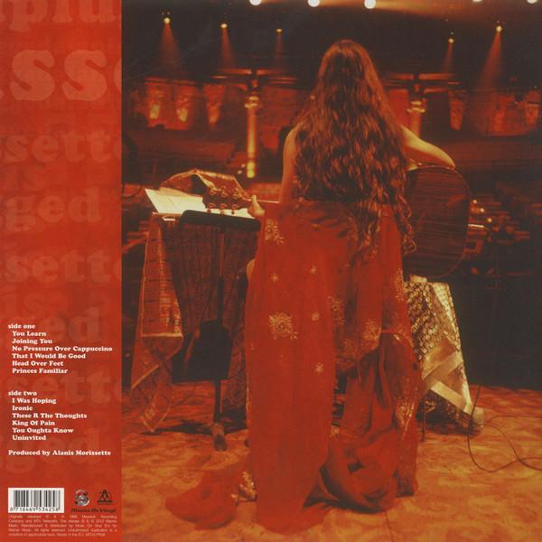Alanis Morissette - MTV Unplugged LP