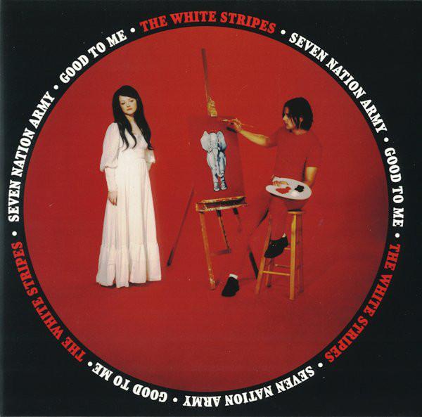 The White Stripes - Seven Nation Army SINGLE