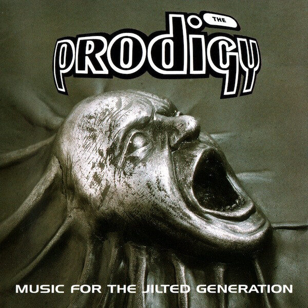 The Prodigy - Music For The Jilted Generation 2LPs