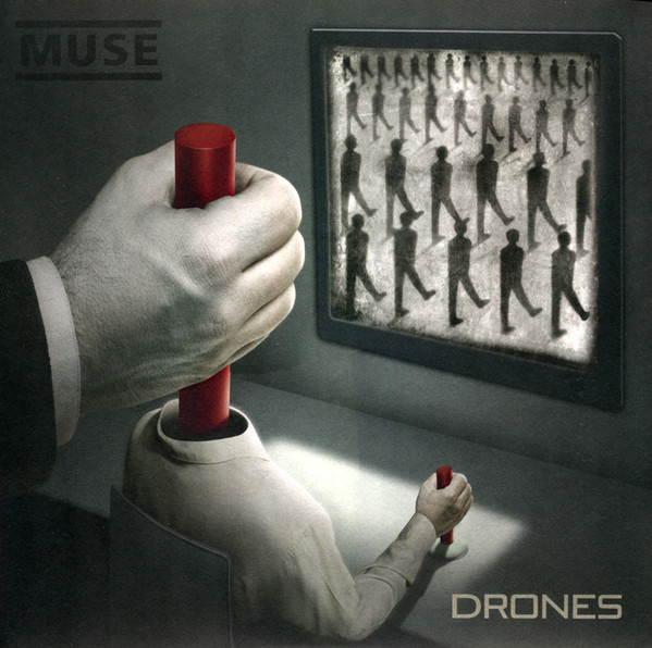 Muse - Drones 2LPs