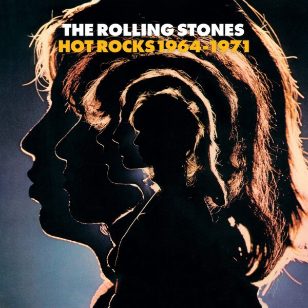 The Rolling Stones - Hot Rocks 1964-1971 2LPs