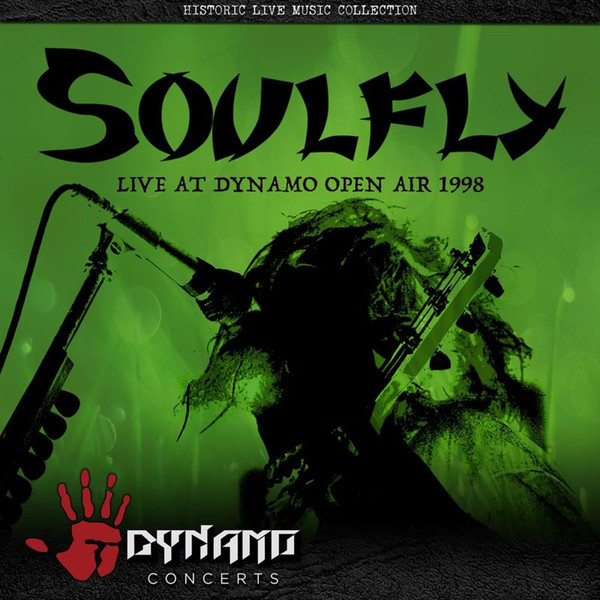 Soulfly - Live At Dynamo Open Air 1998 2LPs