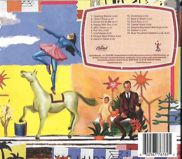 Paul McCartney - Egypt Station CD