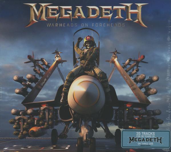 Megadeth – Warheads On Foreheads 3 CDS