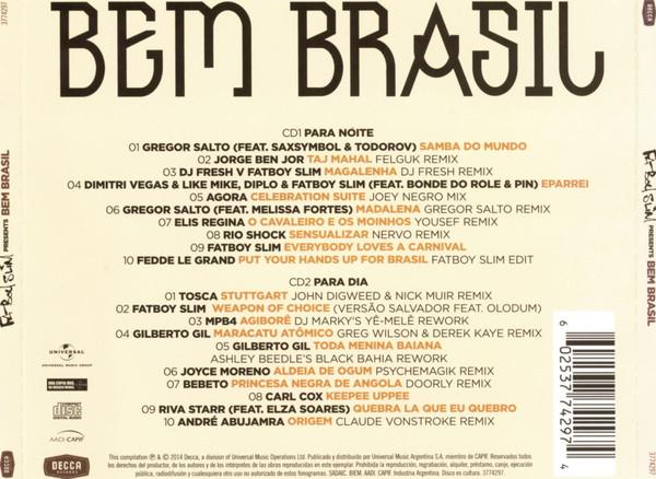Fatboy Slim – Bem Brasil 2 CDS