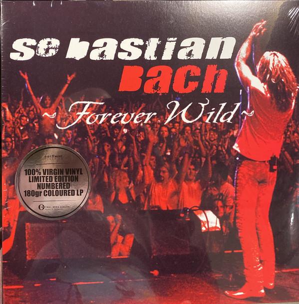 Sebastian Bach - Forever Wild 2LPs White&Red