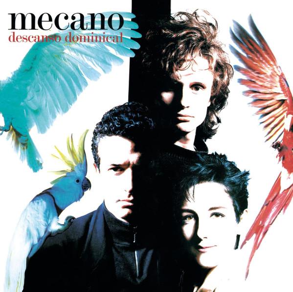 Mecano - Descanso Dominical LP Blanco