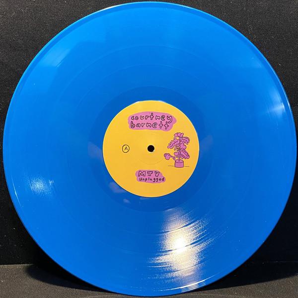 Courtney Barnett - MTV Unplugged LP Aqua Blue