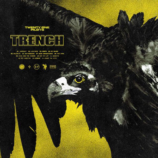 Twenty One Pilots - Trench CD