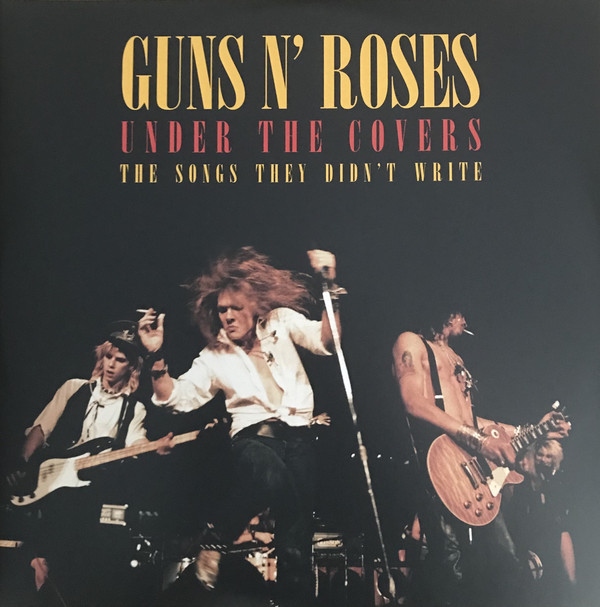 Guns N' Roses - Under The Covers 2LPs Clear