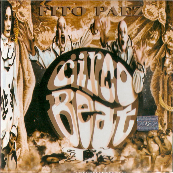 Fito Páez - Circo Beat CD