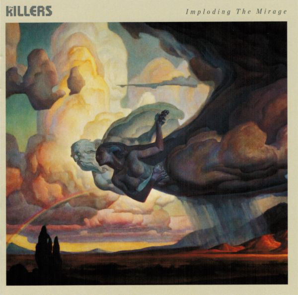 The Killers - Imploding The Mirage CD