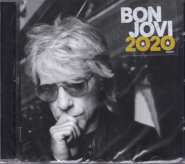 Bon Jovi – 2020 CD