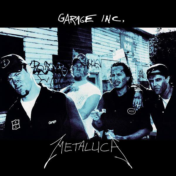 Metallica - Garage Inc. 2CDs