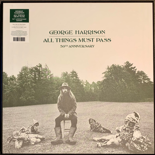 George Harrison - All Things Must Pass (50th Anniversary) 3LPs