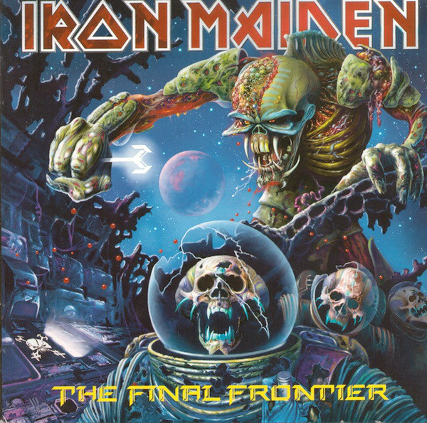 Iron Maiden – The Final Frontier CD