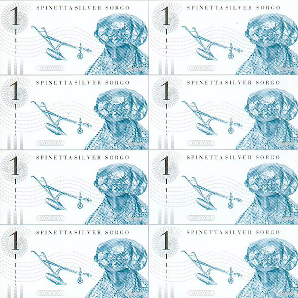 Spinetta - Silver Sorgo CD