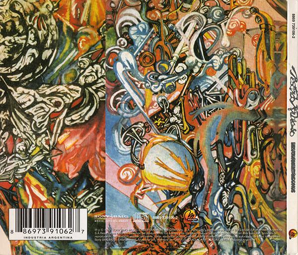 Pescado Rabioso - Desatormentándonos CD