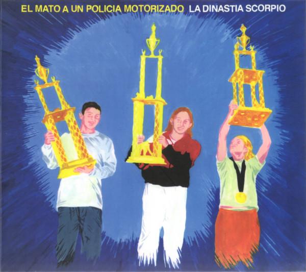 El Mató A Un Policía Motorizado - La Dinastía Scorpio CD