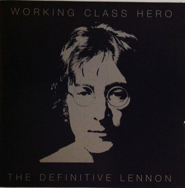 John Lennon - Working Class Hero - The Definitive Lennon 2CDs