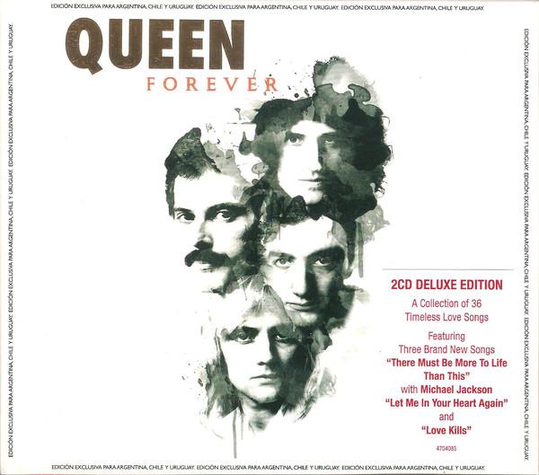 Queen - Queen Forever 2CDs