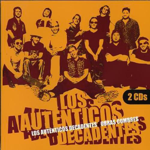 Los Auténticos Decadentes - Obras Cumbres 2CDs
