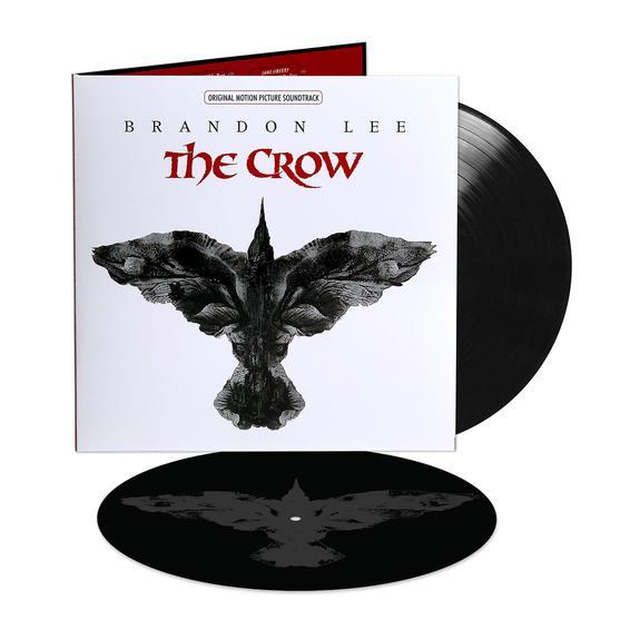 Varios - The Crow (Original Motion Picture Soundtrack) 2LPs
