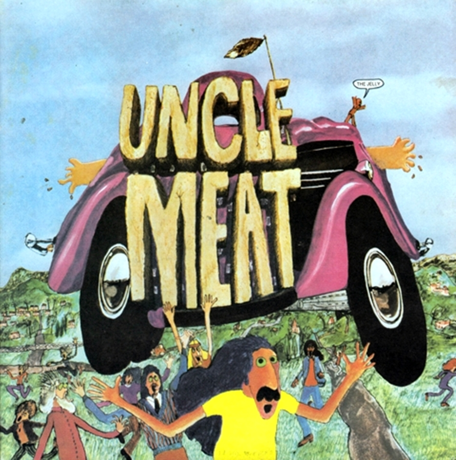 Zappa, Mothers Of Invention - Uncle Meat 2CDs