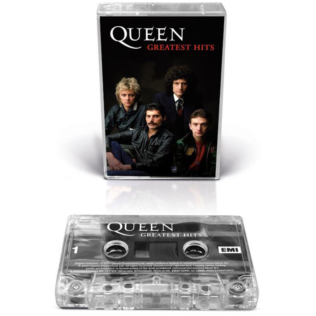 Queen - Greatest Hits CASSETTE