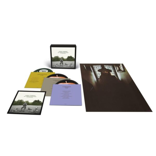 George Harrison - All Things Must Pass (50th Anniversary) 3CDs