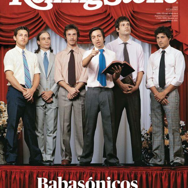 Babasónicos - Revista Rolling Stone