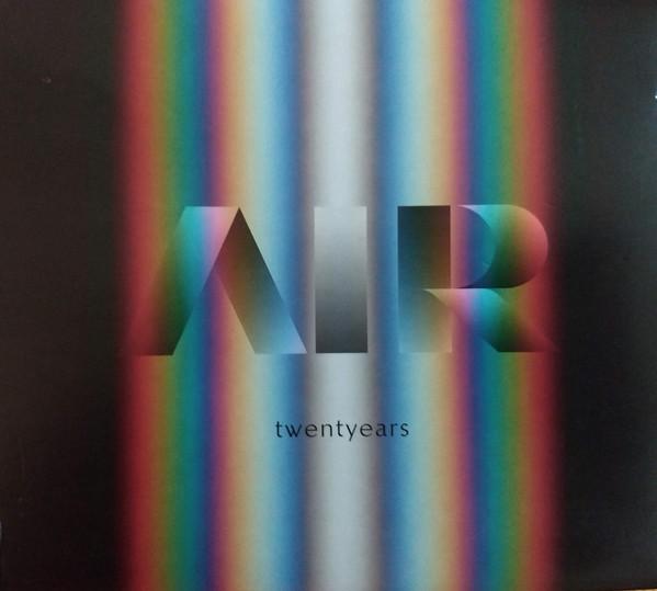 AIR - Twentyears 2CDs