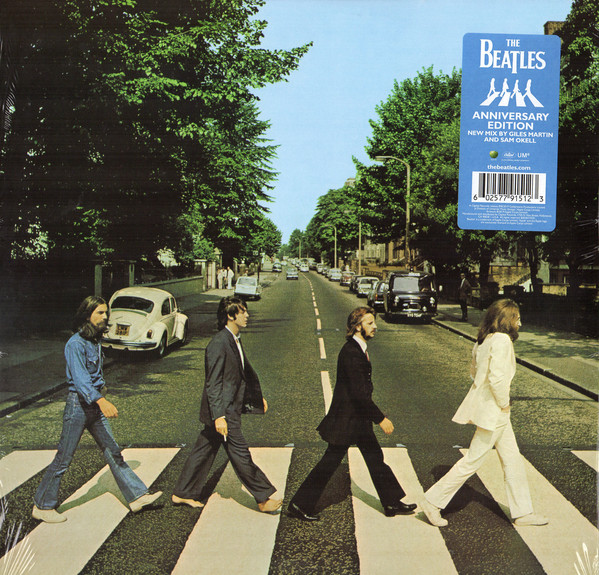 The Beatles - Abbey Road Anniversary Edition LP