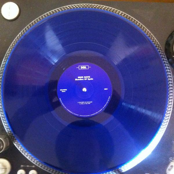 Miles Davis - Sketches Of Spain LP Azul