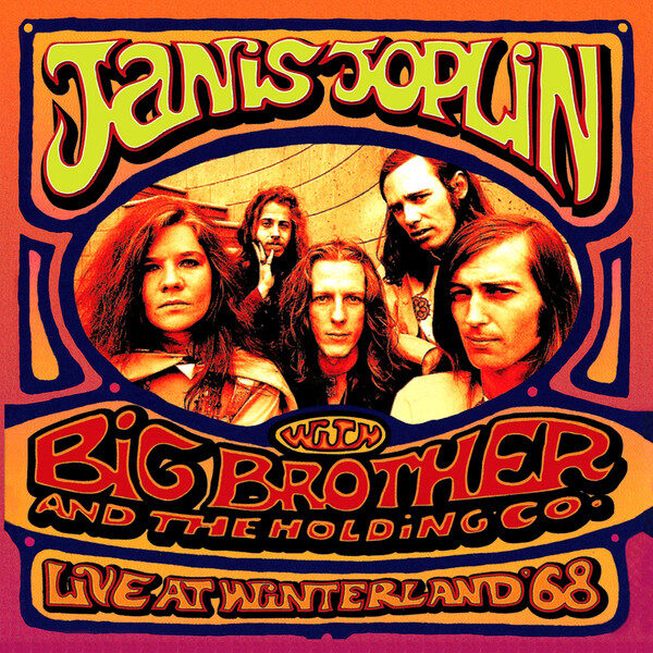 Janis Joplin With Big Brother And The Holding Company - Live At Winterland '68 CD