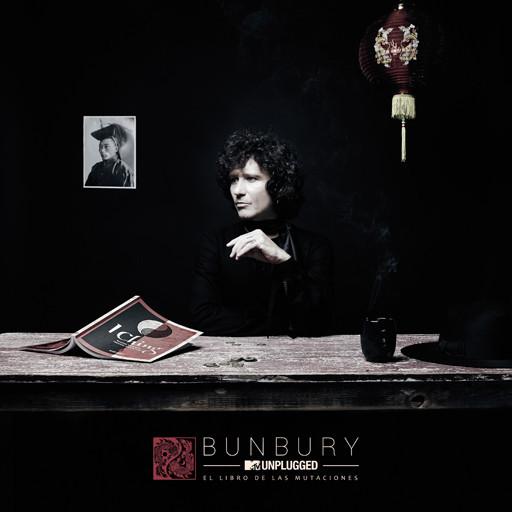 Bunbury - MTV Unplugged - El Libro De Las Mutaciones 1CD+1DVD