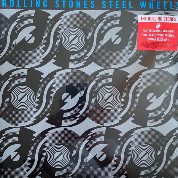 Rolling Stones - Steel Wheels LP