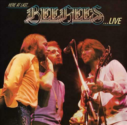 Bee Gees - Here At Last - Bee Gees Live 2LPs